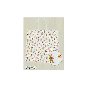 紙袋プチベア小サイズ(Pスムース3才) (ギフト商品をお買い上げのお客様のみ販売)|naragift-ys