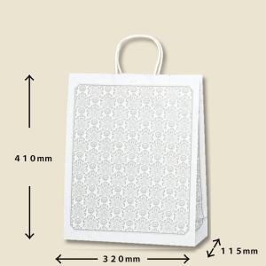 紙袋仏事用 昇華 大 (ギフト商品をお買い上げのお客様のみ販売)|naragift-ys