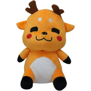 【レターパック不可】【石川玩具】しかまろくんぬいぐるみ S|narazake