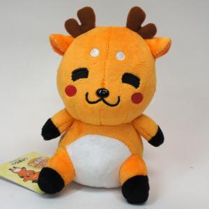 【レターパック不可】【石川玩具】★しかまろくん ぶるぶるぬいぐるみ|narazake