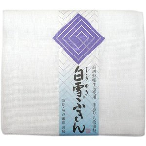 【奈良みやげ】 白雪ふきん 2枚入り|narazake