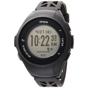 [エプソン リスタブルジーピーエス]EPSON WristableGPS 腕時計 GPSランニングウ...