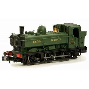 DAPOL Nゲージ (9mm) 2S-007-004 Class 57xx 0-6-0PT Pannier Tank #9741 BR Green 'British Railways'|narrow-gauge-shop