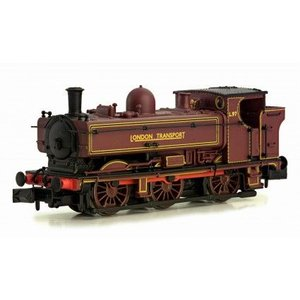 DAPOL Nゲージ (9mm) 2S-007-005 GWR 57XX Pannier Tank #L97 London Transport Maroon|narrow-gauge-shop