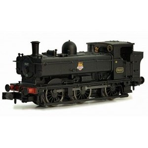 DAPOL Nゲージ (9mm) 2S-007-007 GWR 8750 Pannier Tank #4607 BR Black Early Crest|narrow-gauge-shop