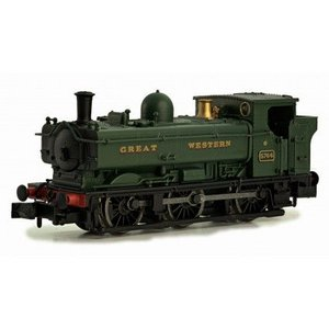 DAPOL Nゲージ (9mm) 2S-007-008 GWR 57XX Pannier Tank #5764 GWR Green 'Great Western' Lettering|narrow-gauge-shop