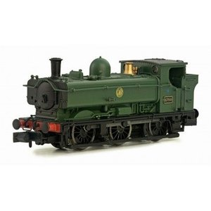 DAPOL Nゲージ (9mm) 2S-007-010 Class 57xx Pannier 0-6-0 8700 in GWR green with shirtbutton emblem|narrow-gauge-shop