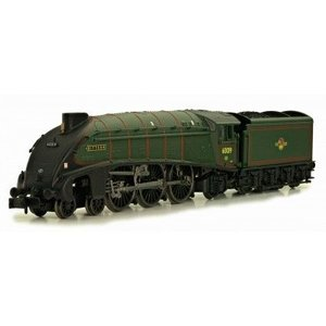 DAPOL Nゲージ (9mm) 2S-008-000 Class A4 'Bittern' #60019 BR Green Double Chimney Late Crest|narrow-gauge-shop
