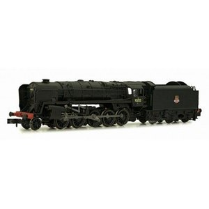 DAPOL Nゲージ (9mm) 2S-013-004 Class 9F 2-10-0 #92052 in BR black with early emblem & BR1C tender|narrow-gauge-shop
