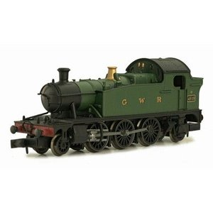 DAPOL Nゲージ (9mm) 2S-014-001 Class 45xx GWR Green 2-6-2 Tank Locomotive 4518|narrow-gauge-shop