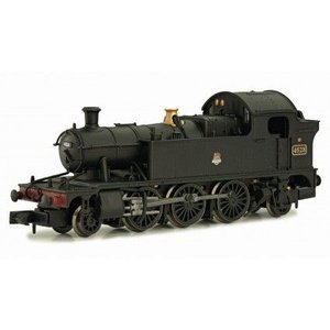 DAPOL Nゲージ (9mm) 2S-014-002 Class 45xx BR Black Early Crest|narrow-gauge-shop