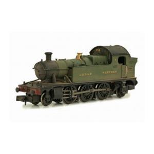 DAPOL Nゲージ (9mm) 2S-014-004 Class 45XX Great Western #4566 (ウェザリング仕様)|narrow-gauge-shop