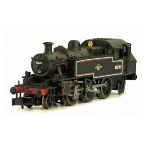 DAPOL Nゲージ (9mm) 2S-015-003 Class 2MT Ivatt 2-6-2T BR Late Crest #41231|narrow-gauge-shop