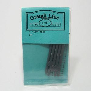 グラントライン #23 Oスケール ナット/ボルト/ワッシャー(100) narrow-gauge-shop