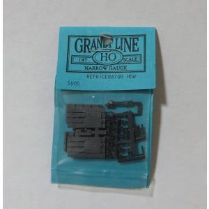 グラントライン #5005 HOスケール 冷蔵車  ハードウェアセット|narrow-gauge-shop