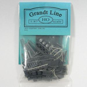 グラントライン #5244 HOスケール 外装材詰め合わせ|narrow-gauge-shop