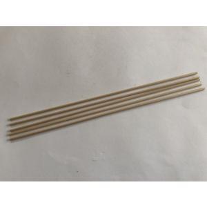 ノースイースタン 3/32インチ バスウッド 丸棒 (直径約2.4mm×長さ310mm)(5本入)|narrow-gauge-shop