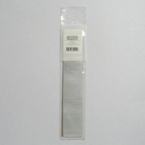 ノースイースタン #55051 HOスケール トタン屋根材(アルミ)(約40×210mm)(5枚入)|narrow-gauge-shop