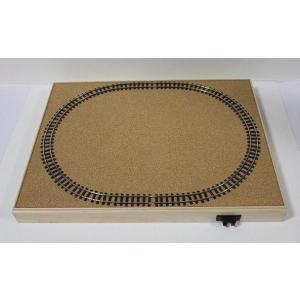 A2サイズ On30 (16.5mm,コード100) 小型ナローパイク レイアウトベース PECO フレキシブルレール DCCサウンド入門用|narrow-gauge-shop