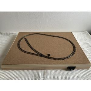 A2サイズ HOe (9mm,コード80) 小型ナローパイク レイアウトベース 引き込み線仕様 PECO フレキシブルレール&ポイントレール|narrow-gauge-shop