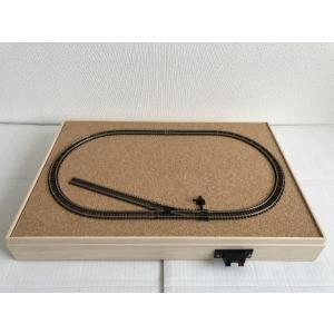 Nゲージ(Bトレ用) 卓上レイアウトベース PECO フレキシブルレール(9mm,コード80)&ポイントレール|narrow-gauge-shop