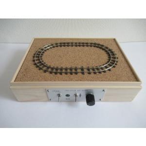 A5サイズ HOe (9mm) ミニレイアウト 超小型ナローパイク 極小レイアウトベース パワーパック付き narrow-gauge-shop