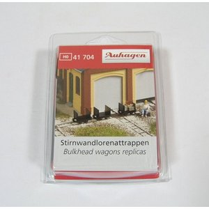 Auhagen 41704 HOナロー(1/87) パルプウッドカー 3両 レプリカ|narrow-gauge-shop