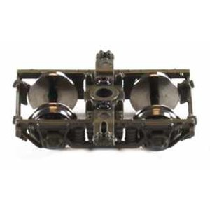 Blackstone Models HOn3 B-370107 5×0 客車台車 2個/Pullman Green|narrow-gauge-shop
