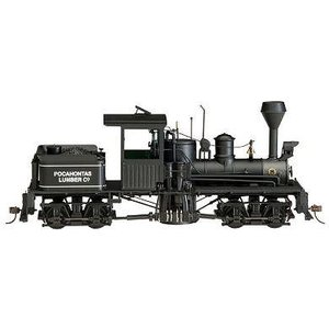 バックマン スペクトラム 25660 On30(16.5mm) Tボイラー 2トラック シェイ - Pocahontas Lumber Co.|narrow-gauge-shop