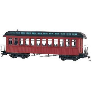 バックマン スペクトラム 26398 On30(16.5mm) 客車(室内灯装備) Jackson & Sharp|narrow-gauge-shop