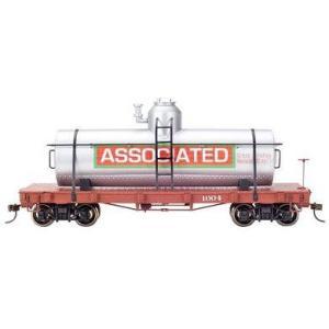 バックマン スペクトラム 27148 On30(16.5mm) タンクカー ASSOCIATED|narrow-gauge-shop