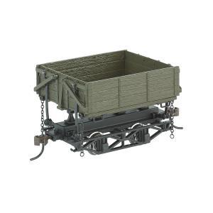 バックマン スペクトラム 29804 On30(16.5mm) ダンプカー(3両入) Green|narrow-gauge-shop