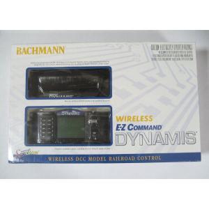 バックマン BACHMANN 36505 E-Z Command Dynamis 赤外線ワイアレスコントロールシステム|narrow-gauge-shop