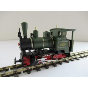 ミニトレインズ 1401 HOナロー(9mm) ツィラータール鉄道 トレインセット 客車2両セット|narrow-gauge-shop|02