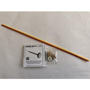 ファストトラックス/Fast Tracks BF-0003 手動ポイント切り替えキット用ロッド (46cm) Control Rod Kit|narrow-gauge-shop