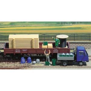 ブッシュ/BUSCH 1132 HO (1/87) 積荷セット|narrow-gauge-shop