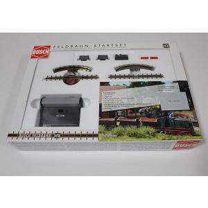 ブッシュ/BUSCH 12000 HOf (1/87,6.5mm) 軽便鉄道 グマインダー (Gmeinder 15/18 PS) スターターセット|narrow-gauge-shop