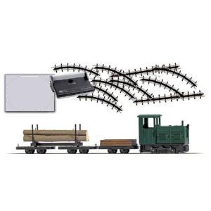 ブッシュ/BUSCH 12003 HOf (1/87,6.5mm) 森林鉄道 スターターセット|narrow-gauge-shop