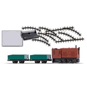 ブッシュ/BUSCH 12004 HOf (1/87,6.5mm) 輸送列車 スターターセット|narrow-gauge-shop