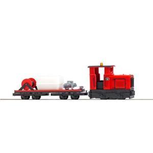 ブッシュ/BUSCH 12119 HOf (1/87,6.5mm) ディーゼル機関車 消防隊|narrow-gauge-shop