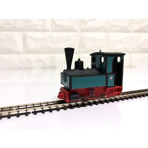 ブッシュ/BUSCH 12141 HOf (1/87,6.5mm) ドコービル 蒸気機関車