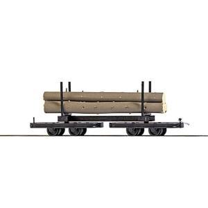 ブッシュ/BUSCH 貨車 12222 HOf (1/87,6.5mm) ボギー車 (積荷付き)|narrow-gauge-shop