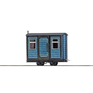 ブッシュ/BUSCH 貨車 12232 HOf (1/87,6.5mm) トレーラーハウス|narrow-gauge-shop