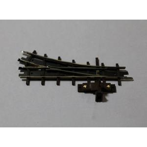 ブッシュ/BUSCH 12342 HOf (1/87,6.5mm) 右ポイントレール 66.6mm (R175mm/22.5°)|narrow-gauge-shop