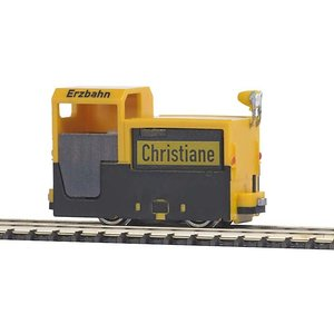 ブッシュ/BUSCH 5013 HOf (1/87,6.5mm) 鉱山機関車 B360 Christiane Yellow & Black|narrow-gauge-shop