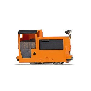ブッシュ/BUSCH 5014 HOf (1/87,6.5mm) 鉱山機関車 B360 Orange & Black|narrow-gauge-shop