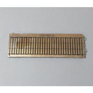 ファストトラックス/Fast Tracks HO PCボード枕木 ギャップ入り (約30mm×3mm×2mm) (33本)|narrow-gauge-shop