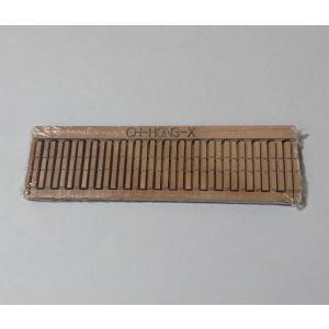 ファストトラックス/Fast Tracks HOn3 PCボード枕木 ギャップ入り (約24.5mm×2mm×1.5mm) (37本)|narrow-gauge-shop