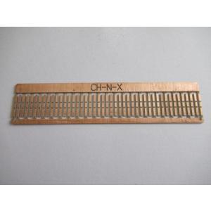 ファストトラックス/Fast Tracks N PCボード枕木 ギャップ入り (約16mm×1.5mm×1mm) (45本)|narrow-gauge-shop