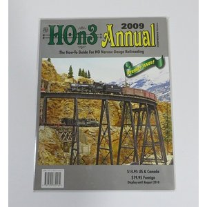 HOn3 Annual 2009|narrow-gauge-shop